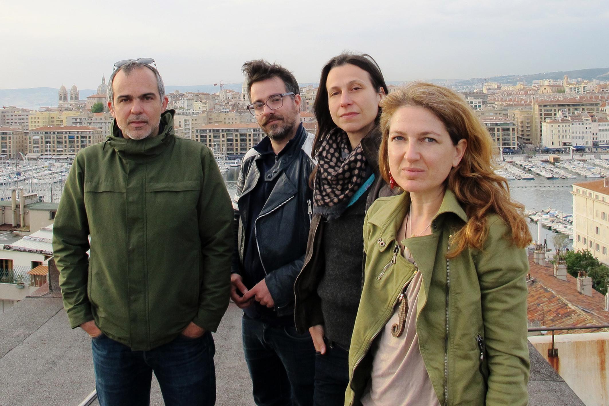 ZimmerFrei à Marseille, ph Ivan Carozzi